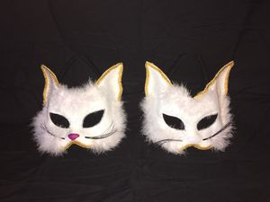 Halloween Costume Cat Masks for Sale in Portland, OR