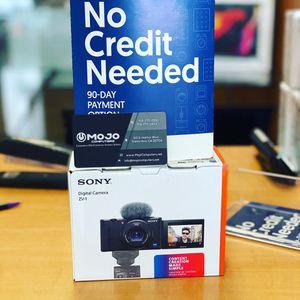 Sony zv1 camera for Sale in Santa Ana, CA
