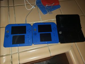 Nintendo 2ds and 3ds for Sale in Bakersfield, CA