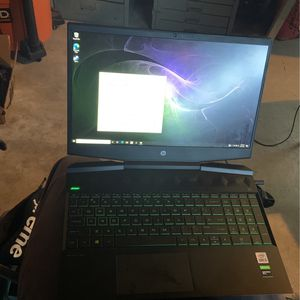 HP Pavilion Gaming Laptop for Sale in Huntington Beach, CA