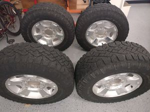 2011 Ford F350 wheels & tires for Sale in Cashmere, WA