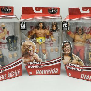 WWE ELITE COLLECTION FIGURES New Sealed for Sale in Las Vegas, NV