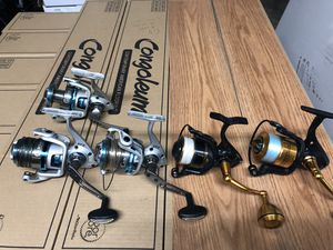 Fishing reels. Penn/Quantum for Sale in Cooper City, FL