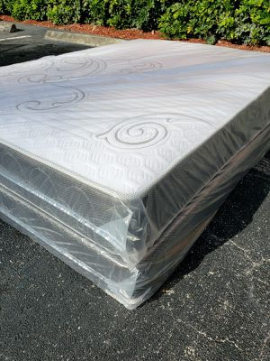 NEW FULL MATTRESS AND BOX SPRING SET2PC. for Sale in Lake Worth, FL