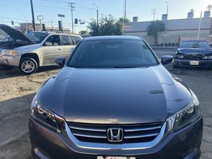 2014 Honda accord,salvage for Sale in Los Angeles, CA