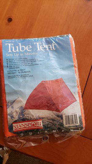 Tube tent for Sale in Covington, WA