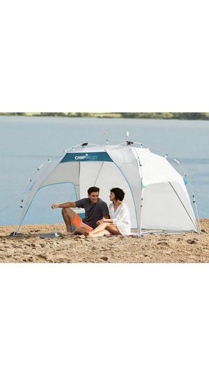 BRAND NEW!! - Camp Valley 8 x 6 Instant Sport Sun Shade Shelter UV Tent Beach for Sale in Miami, FL