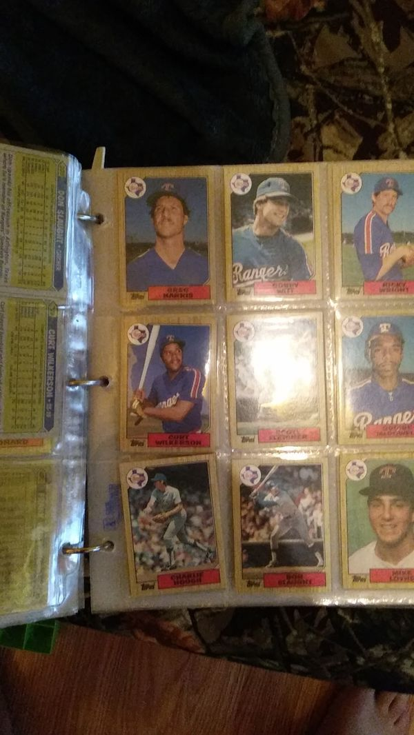 Baseballcards 1988
