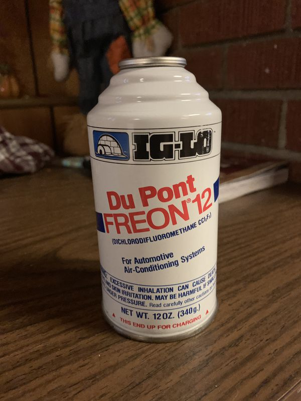 Dupont Freon 12