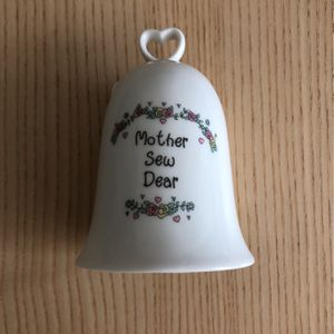 Precious Moments 1995 Mother Sew Dear Bell for Sale in Anaheim, CA