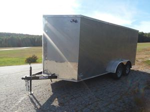 New Quality Cargo enclosed trailer 7 x 16 for Sale in Enfield, CT