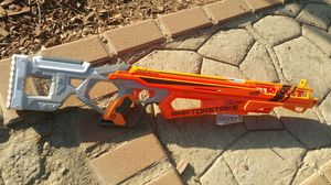 NERF N-Strike Elite AccuStrike Raptorstrike Blaster for Sale in Pomona, CA