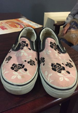 Nice barely worn vans 75.00 for Sale in Peoria, IL