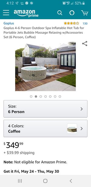 Spa / Hot Tub / Jacuzzi for Sale in Hesperia, CA