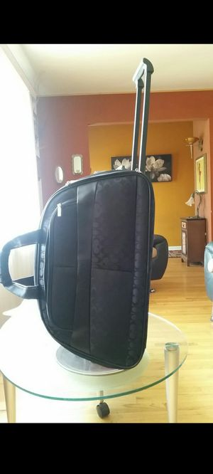 COACH..Rolling duffle bag . for Sale in Palatine, IL