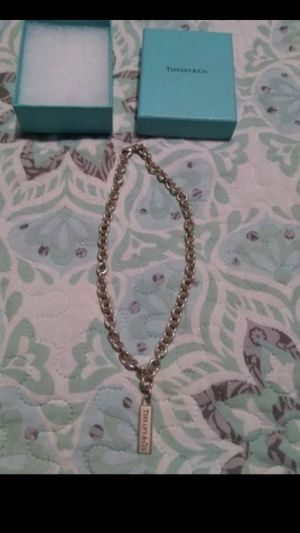 Tiffany and co chocker for Sale in San Marcos, CA