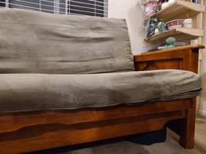 Night and Day Brand Cherry Futon for Sale in Fresno, CA