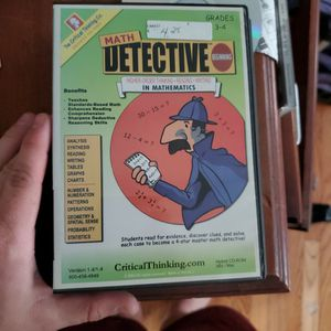 Math Detective for Sale in Windsor, SC