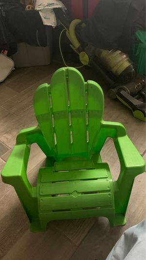 $5 kids chair for Sale in Fort Myers, FL