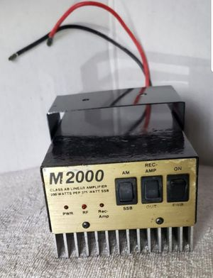 M2000 linear amplifier for cb radio for Sale in Portland, OR