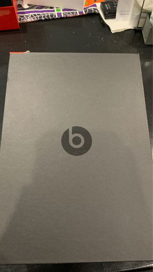 Beats Studio 3 Wireless BOX ONLY for Sale in Chino, CA