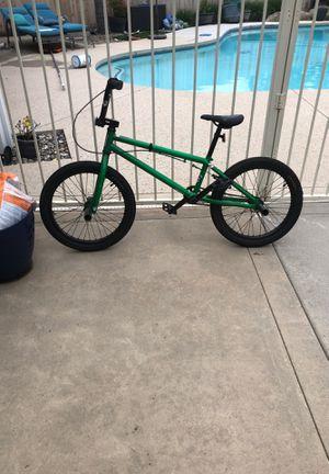 Green BMX bike for Sale in Fresno, CA