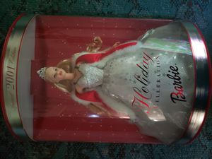 Holiday Barbie 2001 for Sale in San Leandro, CA