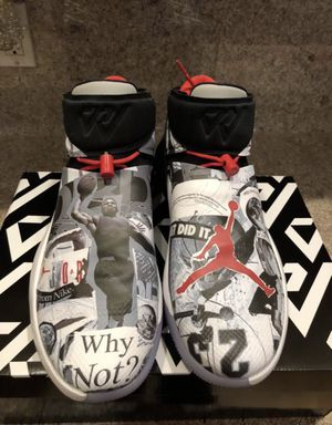 Jordan why not zero.1 size 14 for Sale in Tallahassee, FL