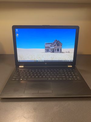 HP Notebook 15in Touch Screen 2018 model for Sale in Seattle, WA