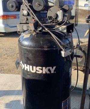 Husky 80 gallon air compressor for Sale in Corona, CA