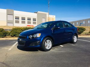 2013 Chevrolet sonic very nice car, 4 cylinder, very economic Very low mileage 17990 miles in very good condition. Va inspection and emissions for Sale in Sterling, VA