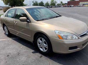 2007 Honda Accord ex for Sale in Mesa, AZ