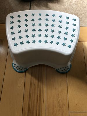 Kids step stool for Sale in Murray, UT