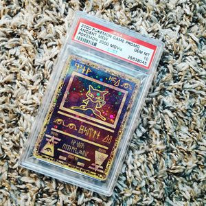 PSA10 Ancient Mew 2000 Movie Promo for Sale in Everett, WA