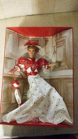 Coca Cola Barbie for Sale in Wellington, OH