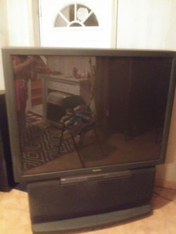 BIG SCREEN 56 INCH TV for Sale in Madison Heights,  VA