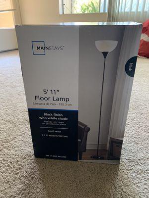 Floor lamp for Sale in Fremont, CA