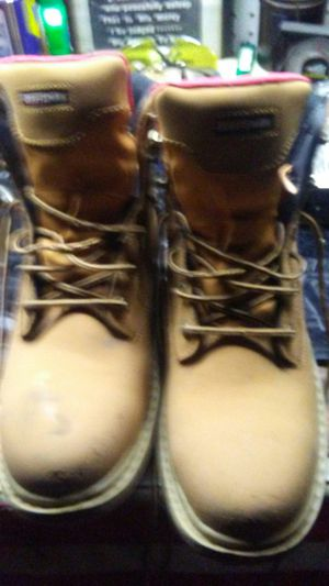 Like Nu steel toe Craftsman work boots just in time for Christmas for Sale in Nashville, TN