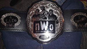 nWo title belt for Sale in San Diego, CA