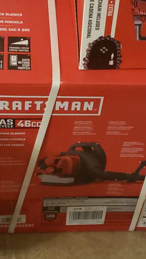 Craftsman gas 46cc for Sale in North Las Vegas, NV