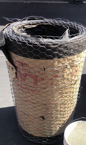 Construction chicken wire for Sale in Fontana, CA