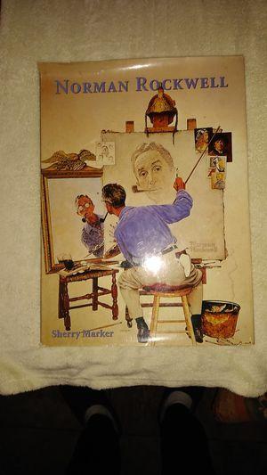 Norman Rockwell by Sherry Marker for Sale in Phoenix, AZ