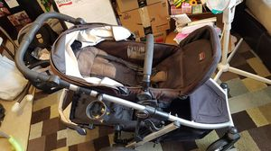 Britax Double Stroller and Infant Car Seat for Sale in San Diego, CA