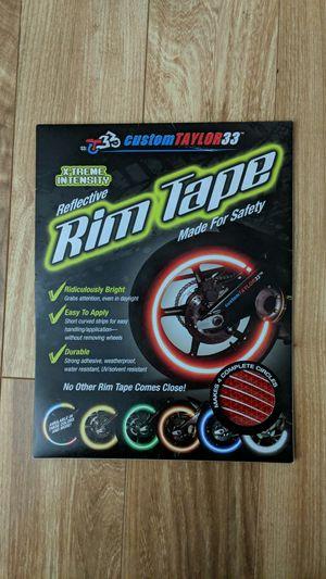 Reflective rim tape for Sale in Hoquiam, WA