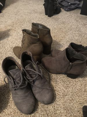 Shoes for sale great condition hardly worn for Sale in Vancouver, WA