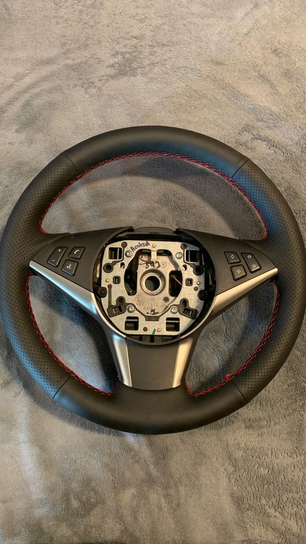 Bmw e60 M5 Heated steering wheel