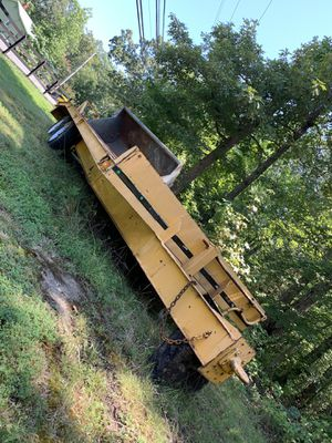 flat deck trailer for Sale in Lothian, MD