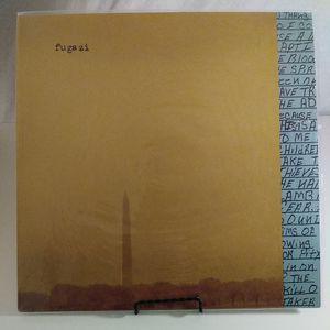 Fugazi - In on the Kill - Taker - Vinyl/Lp/Record - 1993 - Made in France for Sale in Auburn, WA