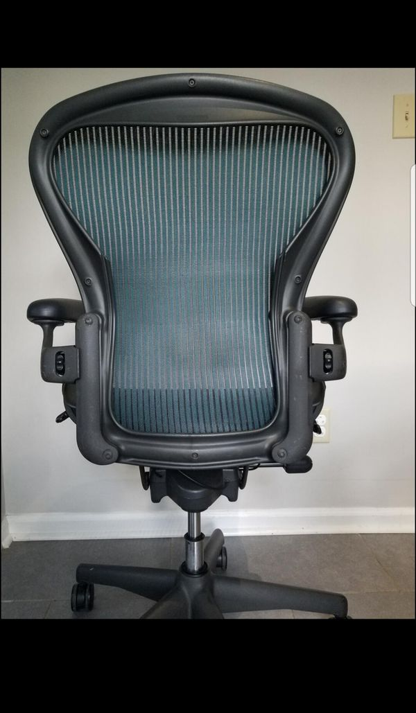 Harman Miller Aeron Office Chair For Sale In Charlotte