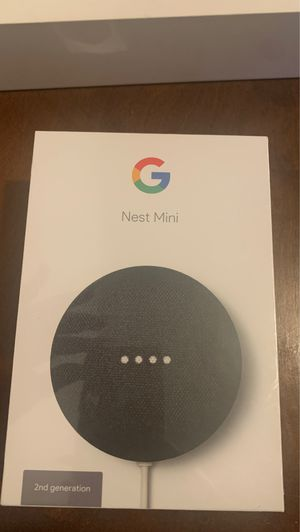 Nest mini for Sale in Thermal, CA